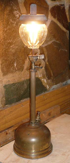 how to use a tilley lamp