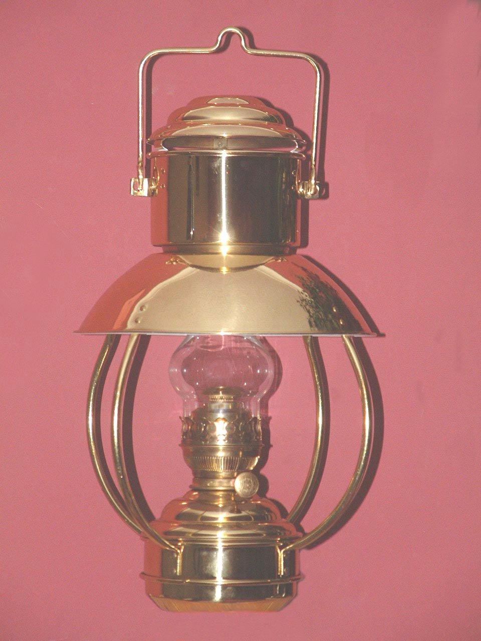Wells Fargo Oil Lamp