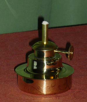 New oil lamps ideal as a replacement burner for railway lamps and marine lamps overall height 3 38 tank diameter 3 aloadofball Images