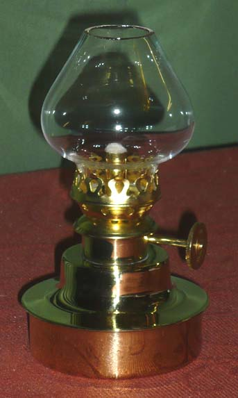 New Oil Lamps