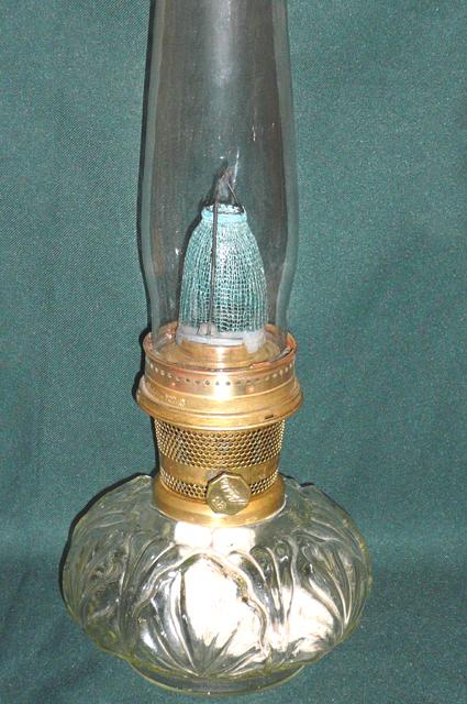 Oil B/&P Lamp #14 Kosmos Burner W//Wick