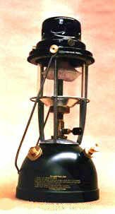 Photograph of vapalux M320 lamp
